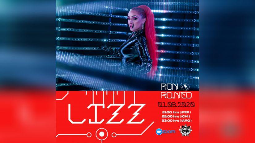DJ Linda de Radio La Zona junto a LIZZ, Soff Mamma, Kat.Kathia formarán parte de esta juerga gratuita por Zoom.