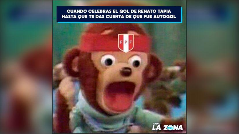 Te mostramos los memes más divertidos del Perú vs. Ecuador.