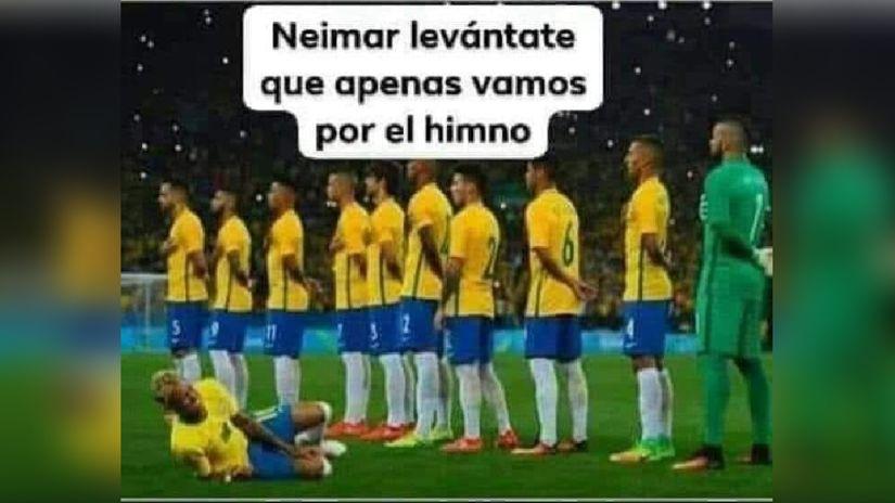 Perú vs. Brasil: Los mejores memes del partido [FOTOS]
