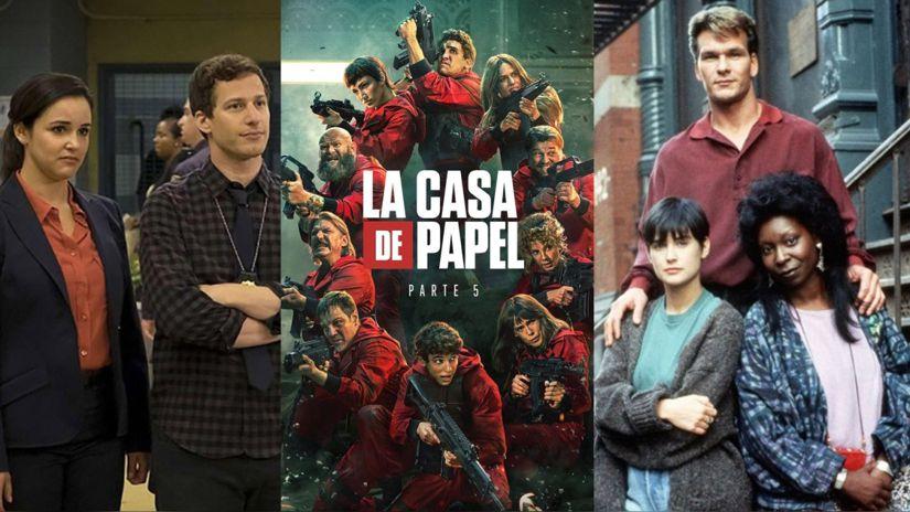 Netflix: Lo que llega a la plataforma en setiembre