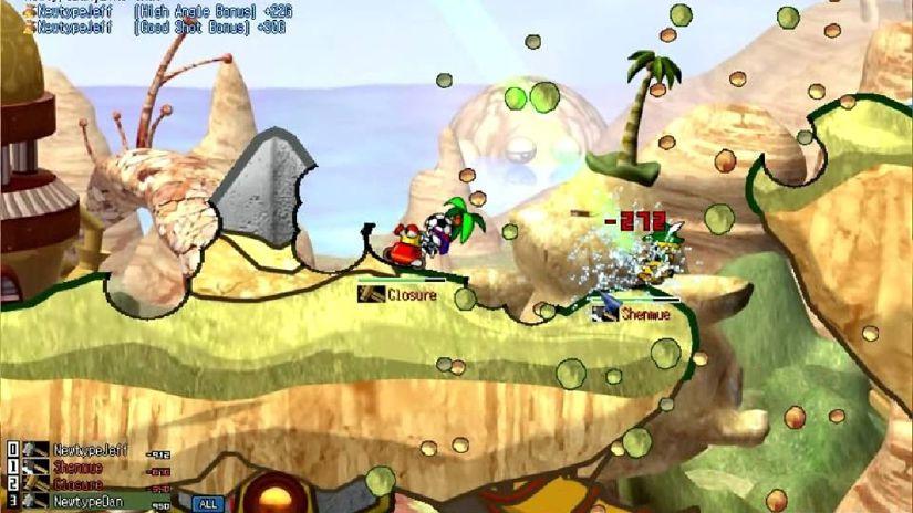 GunBound: Las diferentes formas en que puedes volver a jugarlo