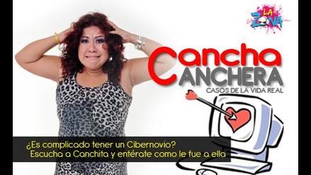 Canchita te habla sobre los cibernovios