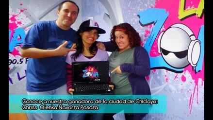 Conoce a nuestra ganadora de Chiclayo