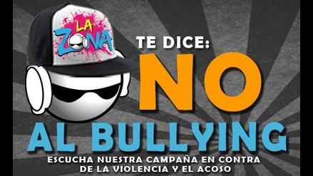 La Zona le dice No al Bullying