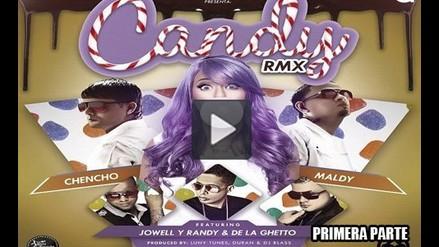 CANDY REMIX - PLAN B, DE LA GUETTO Y JOWELL Y RANDY