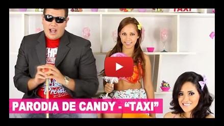 VIDEO PARODIA DE CANDY - ´TAXI´