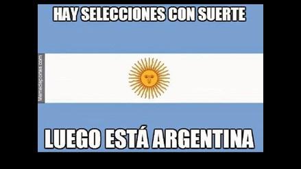 LOS MEJORES MEMES DEL ARGENTINA VS SUIZA