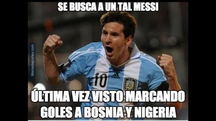 MIRA LOS MEMES QUE DEJÓ EL HOLANDA VS ARGENTINA
