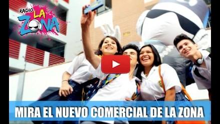 VIDEO: MIRA EL NUEVO COMERCIAL DE RADIO LA ZONA