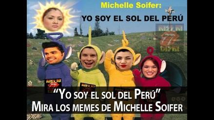 7 memes de Michelle Soifer de Combate´