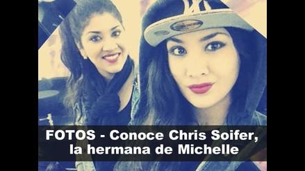 Conoce a Chris Soifer, la hermana de Michelle - FOTOS