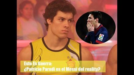 Esto Es Guerra: ¿Patricio Parodi es el Messi del reality?