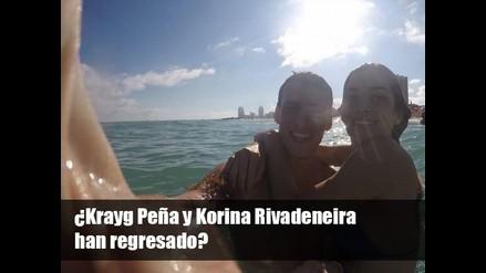 ¿Krayg Peña y Korina Rivadeneira han regresado?
