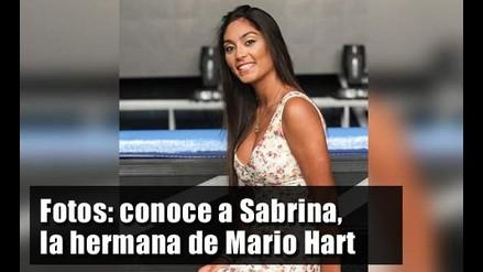 Fotos: Conoce a Sabrina, la hermana de Mario Hart