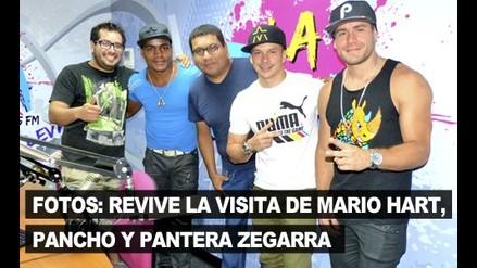 Fotos: Revive la visita de Mario Hart, Pancho y la pantera Zegarra