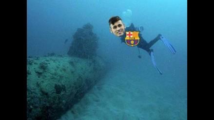 Memes del Barcelona luego de pasar a la final de la Copa del Rey