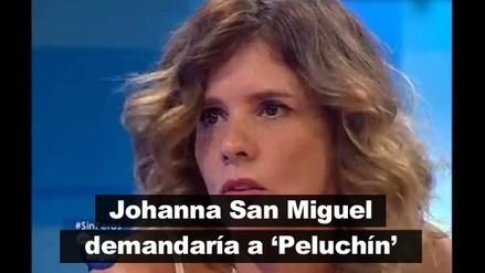 Johanna San Miguel demandaría a Rodrigo González