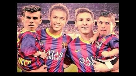 Mira los memes del clásico Barcelona vs Real Madrid