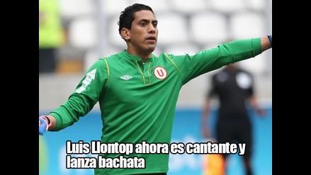 Luis Llontop ahora es cantante y lanza bachata