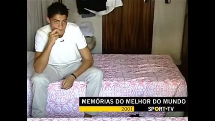 Cristiano Ronaldo y su vida antes de ser famoso