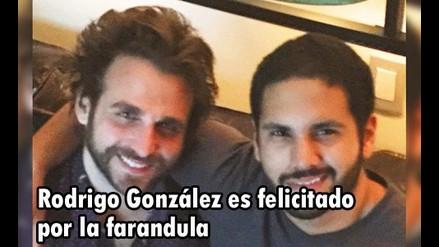 Peluchín y el apoyo de la farándula luego de revelar su homosexualidad
