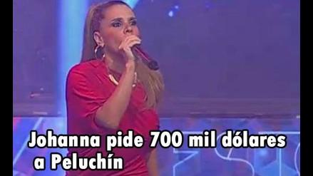 Johanna San Miguel demanda a 'peluchin' por 700 mil dólares