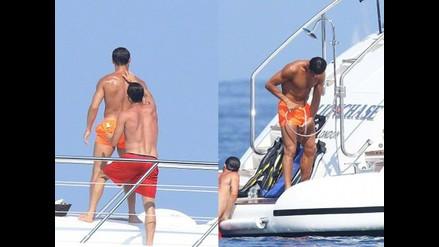 Cristiano Ronaldo: ¿Fotos comprometedoras o solo un efecto óptico?