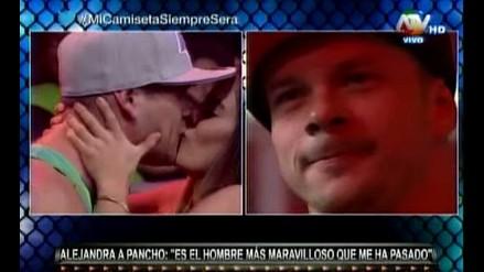 Combate: Alejandra Baigorria olvidó para siempre a Mario Hart