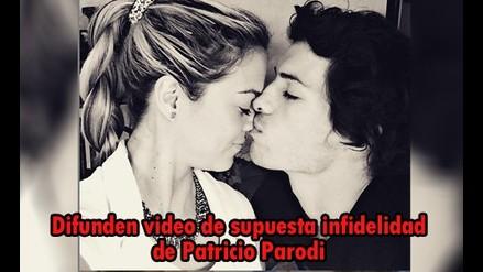 ¿Difunden video de infidelidad de Patricio Parodi a Sheyla Rojas?