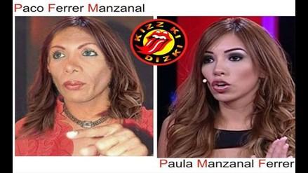 Paula Manzanal y los memes que ya circulan en las redes sociales