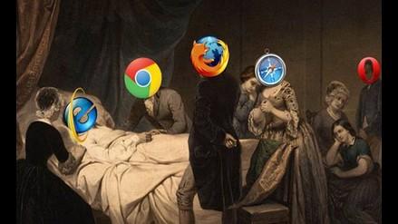 Internet Explorer hoy dejará de existir