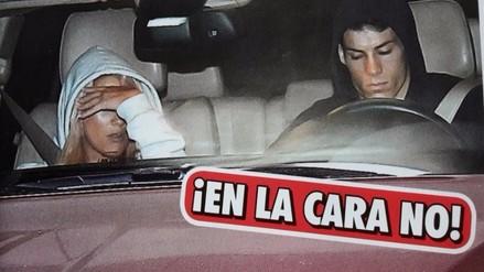 Esto es Guerra: ampayaron a Patricio Parodi y Julieta Rodríguez