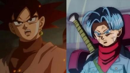 Dragon Ball Super: Black Gokú y su verdadero poder al derrotar a Trunks