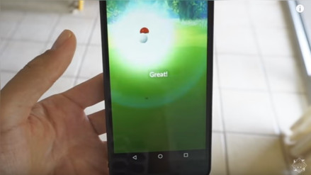 Pokémon Go: Truco infalible para acertar tus tiros con las pokebolas