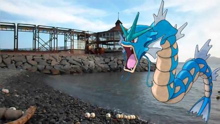 Pokémon Go: Gyarados alborota a jugadores en La Punta