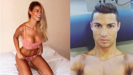 Cristiano Ronaldo: Desiré Cordero, la modelo que conquistó al jugador del Real Madrid