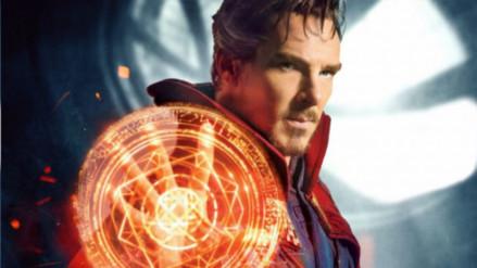 Doctor Strange presenta cuatro nuevos adelantos