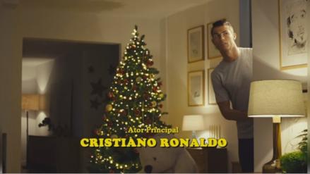 Youtube: Cristiano Ronaldo parodia a