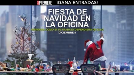 Fiesta de Navidad en la Oficina: Gana entradas para el Avant Premiere de la película