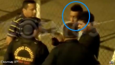YouTube: Christian Cueva armó escándalo en plena calle en Trujillo