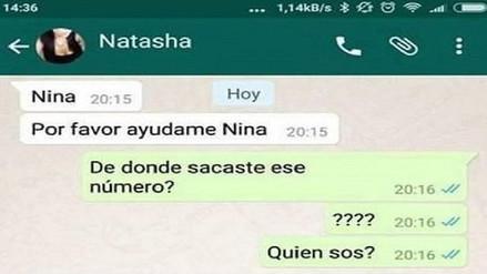 WhatsApp: Filtran una conversación de terror entre dos amigas