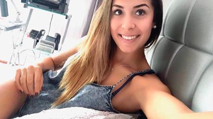 Daniela Butrón: Así luce la bella hija de Leao, el arquero de Alianza Lima