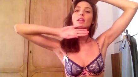 YouTube: El video íntimo de Gal Gadot antes de ser