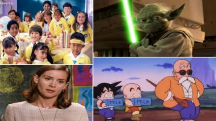 12 Maestros más recordados del cine y televisión
