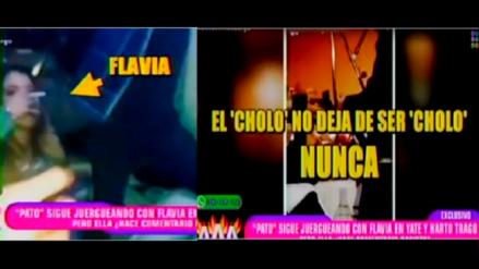 Flavia Laos envuelta en escándalo por audio racista en fiesta en yate