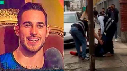 Eyal Berkover, ex chico reality fue detenido por la Policía de Extranjería