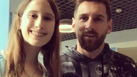 Twitter: Foto de Messi se convirtió en viral por peculiar detalle