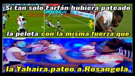 Los memes de la pelea entre Yahaira Plasencia y Rosángela Espinoza