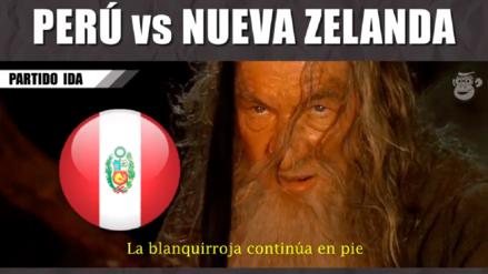 Perú vs. Nueva Zelanda: recrean el Señor de los Anillos con el partido de repechaje