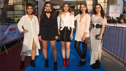Premios La Zona 2017: Conoce a las mejores vestidas y las más guapas de la alfombra turquesa